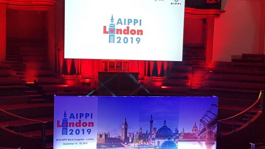 AIPPI Congress London 2019 - KTpatent