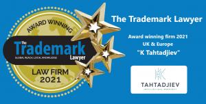 Best Trademark Law Firm in Europe - K Tahtadjiev | ktpatent.com